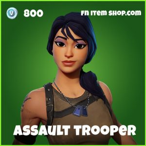 assault trooper skin uncommon fortnite