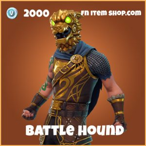 battle hound legendary skin fortnite