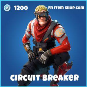 circuit breaker rare skin fortnite