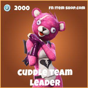 cuddle team leader legendary skin fortnite