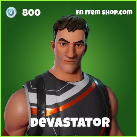 devastator skin uncommon fortnite