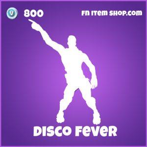 Disco Fever 800 Epic Emote fortnite