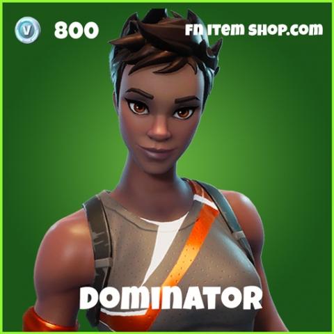 dominator skin uncommon fortnite