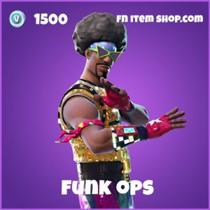 funk ops epic skin fortnite