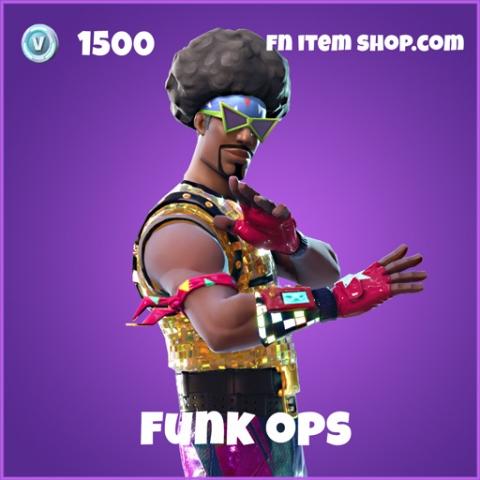 funk ops epic skin fortnite
