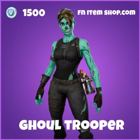 ghoul trooper epic skin fortnite