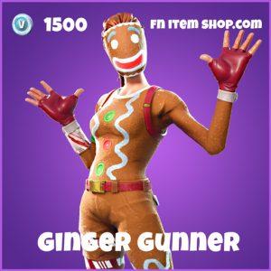 ginger gunner epic skin fortnite