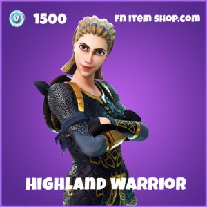 highland warrior epic skin fortnite
