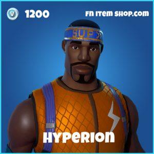 hyperion skin rare fortnite