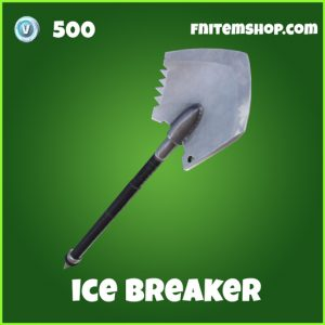 ice breaker pickaxe fortnite uncommon