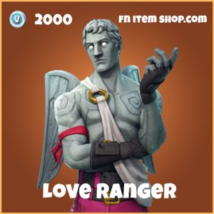 love ranger legendary skin fortnite