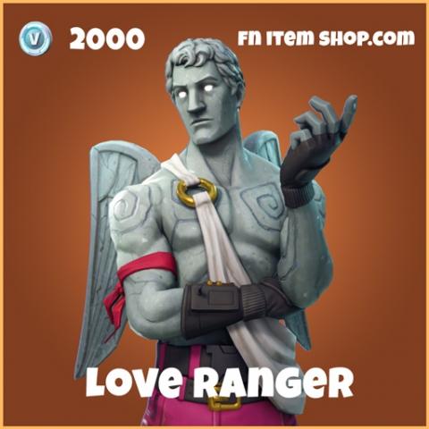 love ranger legendary skin fortnite