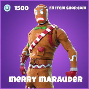 merry marauder epic skin fortnite