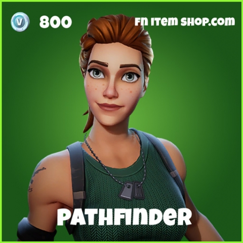 pathfinder skin uncommon fortnite
