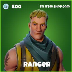 ranger skin uncommon fortnite