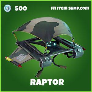 raptor glider fortnite uncommon