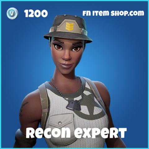 recon expert rare skin fortnite