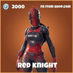 red knight legendary skin fortnite
