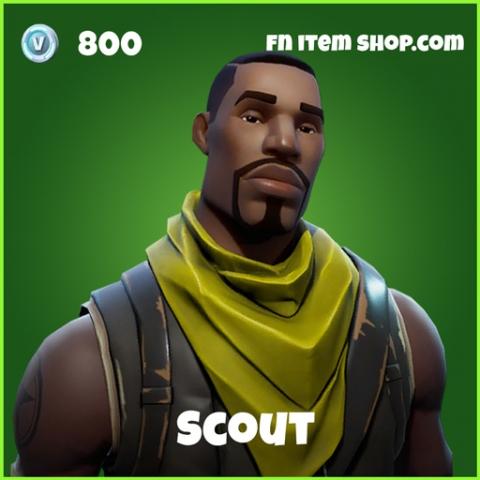 scout skin uncommon fortnite