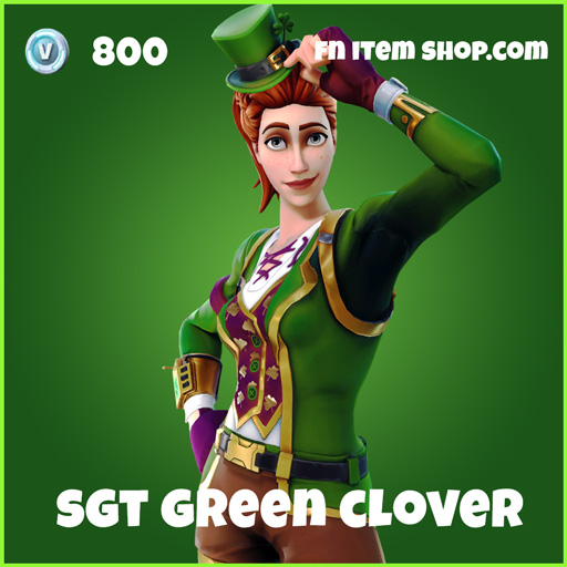 SgtGreenClover_S