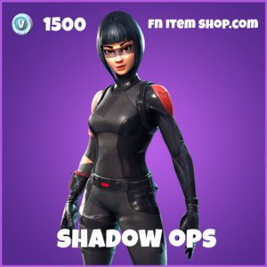 shadow ops epic skin fortnite