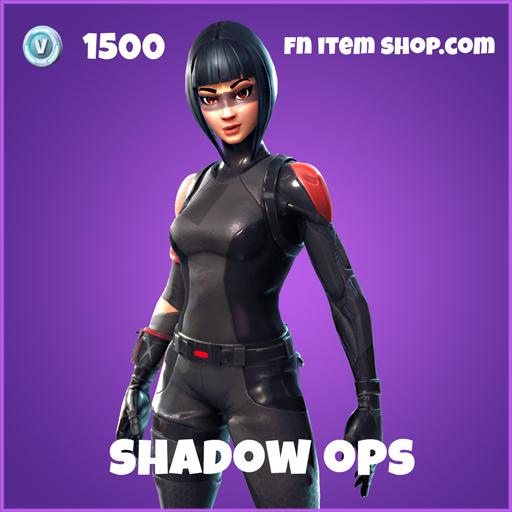 shadow ops epic skin fortnite