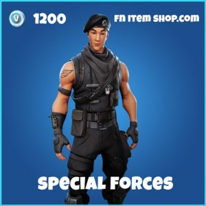 special forces rare skin fortnite