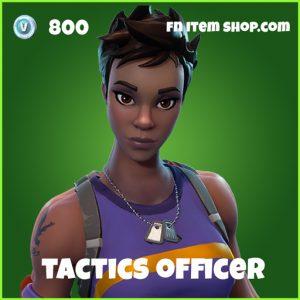 tactics officer skin uncommon fortnite