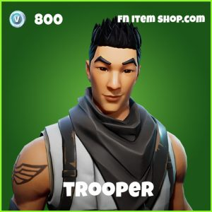 trooper skin uncommon fortnite
