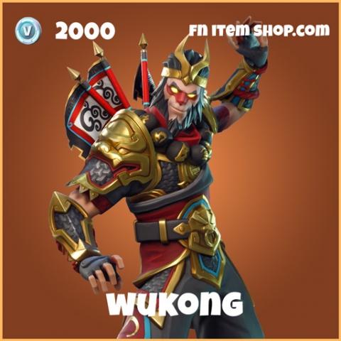 wukong legendary skin fortnite