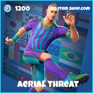 aerial threat wk18 1200 rare skin fortnite