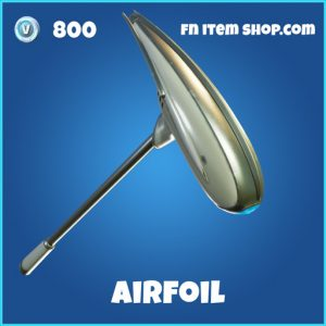 airfoil 800 rare pickaxe fortnite