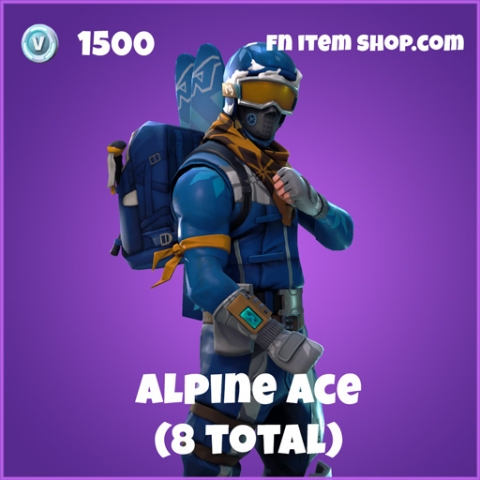 Alpine Ace epic skin fortnite