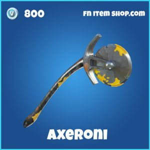 axeroni 800 rare pickaxe fortnite