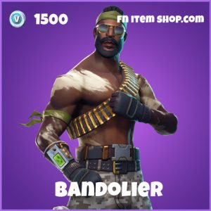bandolier 1500 epic skin fortnite