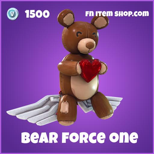 Bear Force One 1500 Glider epic fortnite