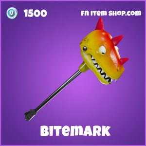 bitemark pickaxe epic 1500 fortnite
