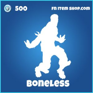 boneless 500 rare emote fortnite