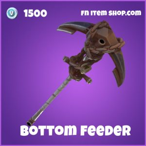 Bottom Feeder 1500 Epic pickaxe fortnite