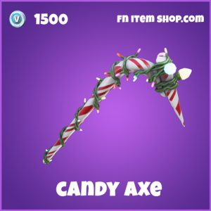 Candy Axe 1500 epic pickaxe fortnite