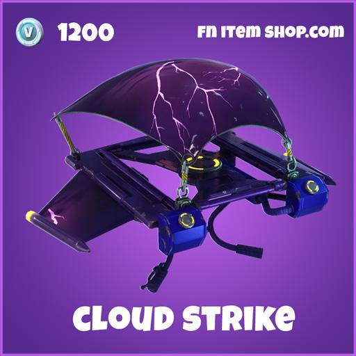 Cloud Strike 1200 Epic Glider fortnite
