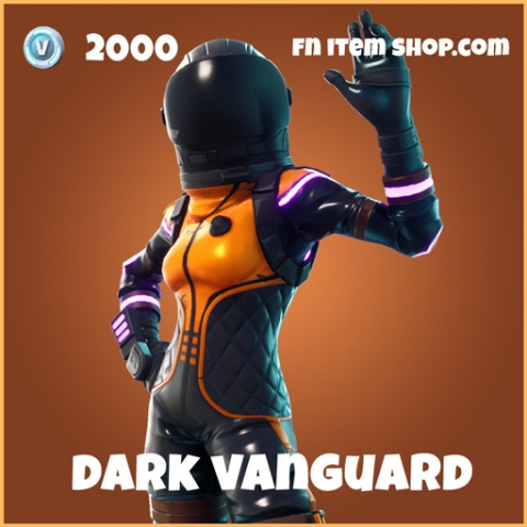 Dark Vanguard 2000 Skin Legendary fortnite