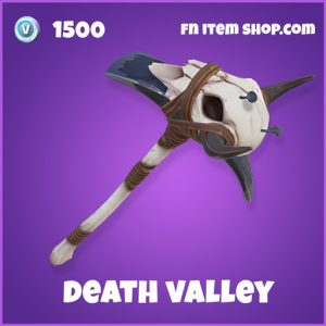 Death Valley 1500 Epic Pickaxe fortnite