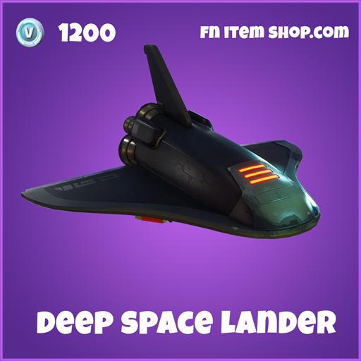 deep space lander 1200 epic glider fortnite