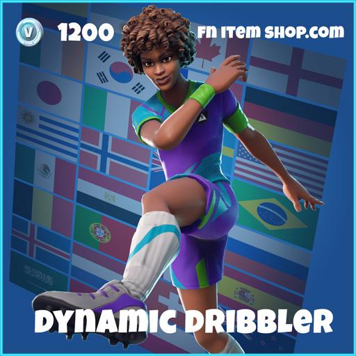 DynamicDribbler