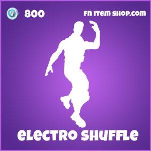 Electro Shuffle 800 Epic Emote fortnite