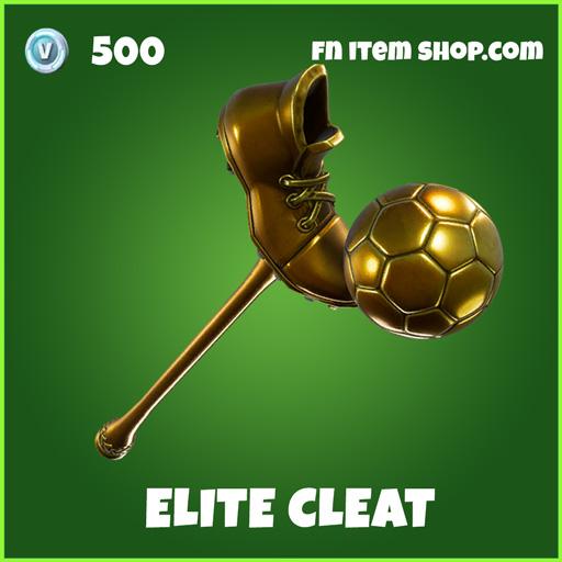 elite cleat wk18 500 uncommon pickaxe fortnite