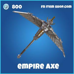 empire axe 800 pickaxe rare fortnite