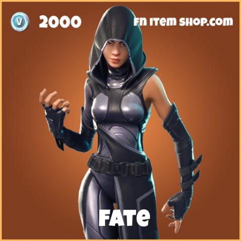 fate 2000 legendary skin fortnite