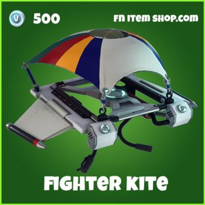 Fighter kite 500 glider uncommon fortnite